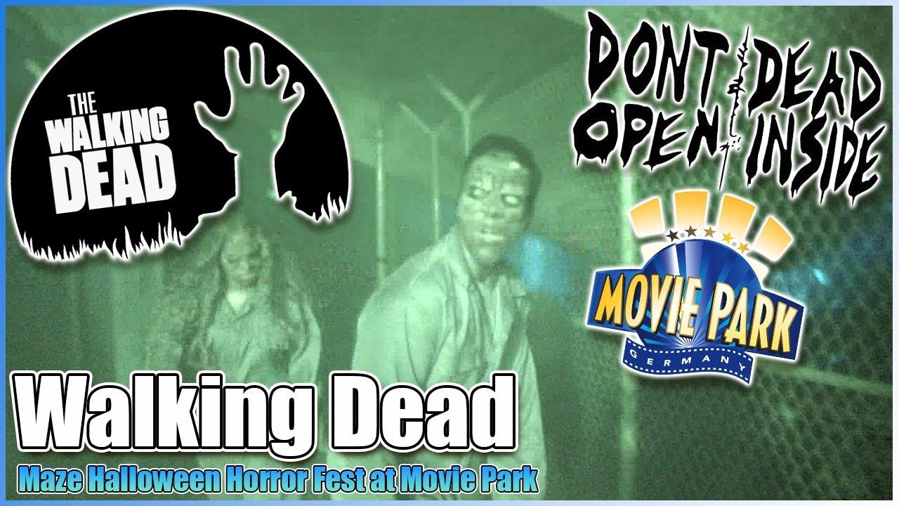 The Walking Dead Movie Park
