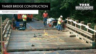 York Bridge Concepts, Inc. - Poverty Hollow - Redding, Ct