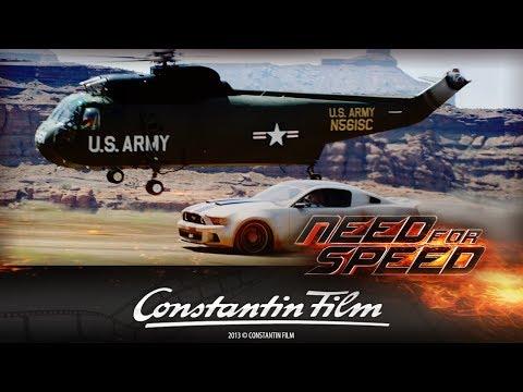 Need for Speed - Offizieller Trailer 2 - Ab 20. März 2014 im Kino!