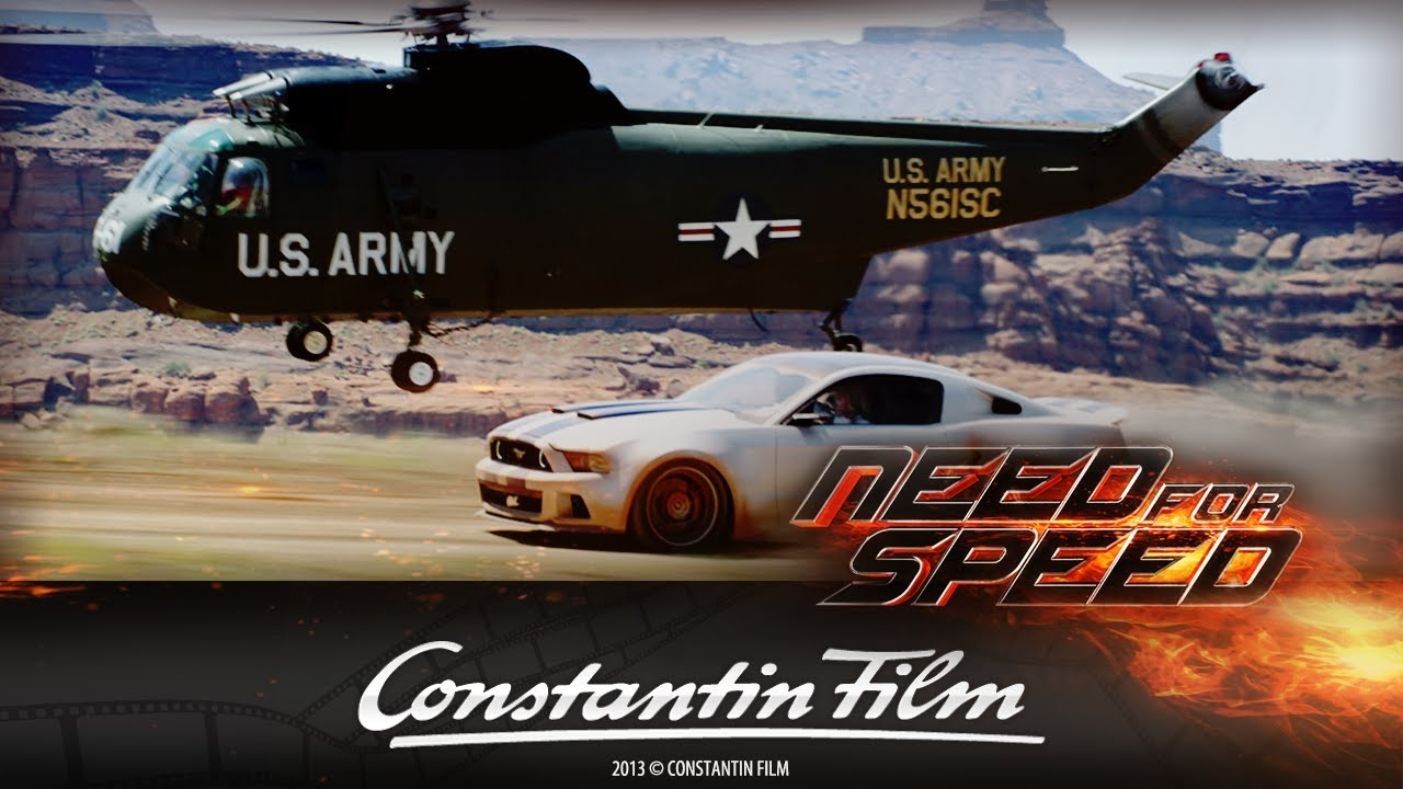 Need For Speed Film Trailer