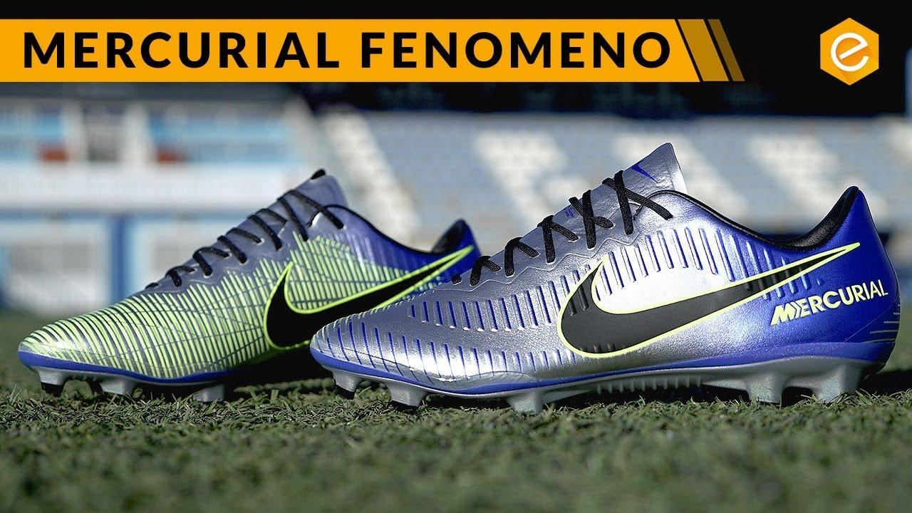 4ababb511 Nike Mercurial Vapor NEYMAR PURO FENOMENO - Test en campo - YouTube
