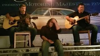 Buck Sixx performs Broken Halos by Chris Stapleton