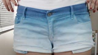 Tutorial De Como Teñir Shorts Degradados ft. Lupita Cruz