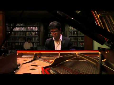 Aza Sydykov plays Rachmaninoff Musical Moment No1