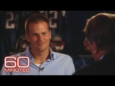 """60 Minutes"" archives: What scouts missed when they initially saw Tom Brady"