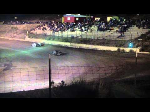 WBR 305 mods at Desert Thunder Raceway, 8/22/15 Robert Conner #50 Winner