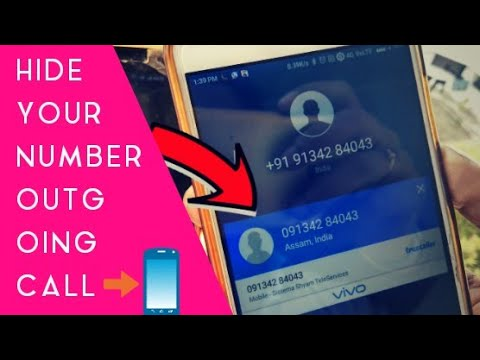 Hide My Number In Outgoing Calls | Best Free International Calling App