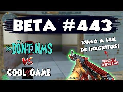 [CF/AL] »DõNT.NMS vs COOL GAME | BETA #443 | RUMO A 14K DE INSCRITOS!
