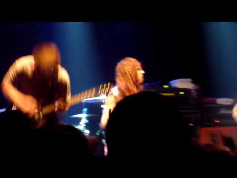 Underoath - In Regards To Myself Live @ VK Brussels Belgium 2010