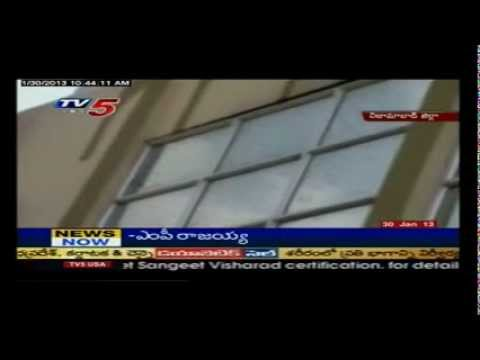Nizamabad Cinema Halls Fair  -TV5.