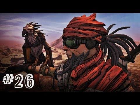 Borderlands 2 - WILDLIFE PRESERVATION - Gameplay Walkthrough - Part 26 (Xbox 360/PS3/PC) [HD]