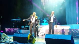 new edition when will i see you smile again live in augusta ga june 23 2016 bell auditorium