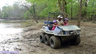 Repeat youtube video Six Wheelers & Eight Wheelers Playing in the Mud