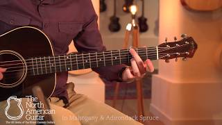 Henderson L-00 Acoustic Guitar, Played By Will McNicol (Part Two)