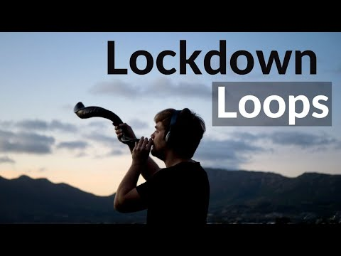 Ableton Live Looping - 13 Instruments - One Man - Reinhardt Buhr - Lockdown Loops
