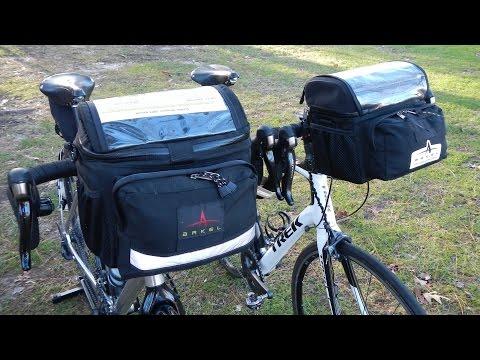 Arkel Handlebar Bag Review