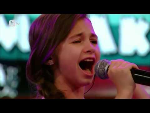 "Krisia Todorova Singing ""BEAUTIFUL  BEAUTIFUL"" by Francesca Battistelli"
