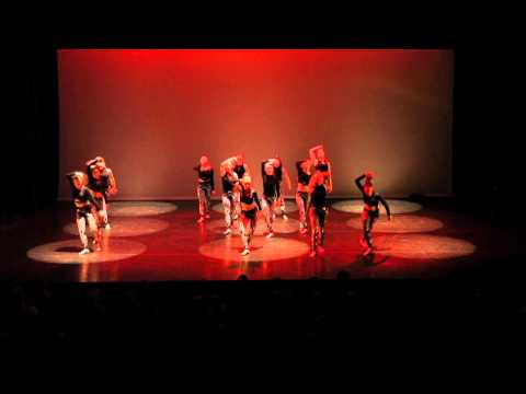 U.Dance NW 2015 Regional Platform: Saturday 21st March Performance (Part2)