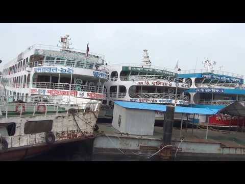 Top 10 Big Ship Dhaka Bangladesh  HD Video 100