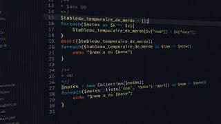Tutoriel PHP : Manipuler les tableaux en utilisant la POO