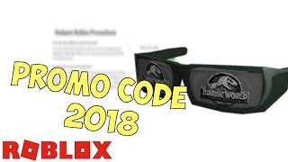NEW ROBLOX PROMO CODE 2018 [EXPIRED]
