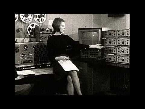 "Hear Legendary BBC Composer Delia Derbyshire's Electronic Version of Bach's ""Air on a G String"""