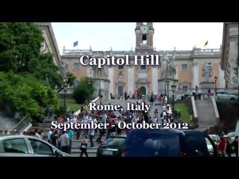 Capitoline Hill Complex - Rome, Italy 2012