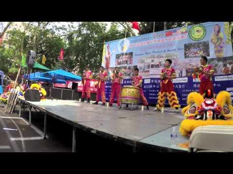 New York United Lion Dragon Dance Troupe