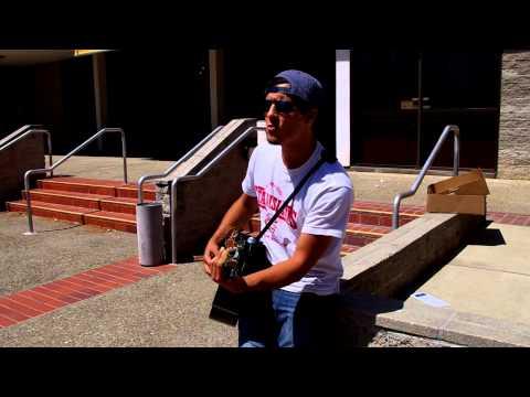Jovani Delgado, 21, Business Major, Musician