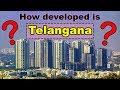 Telangana vs Rest of India Development Comparison
