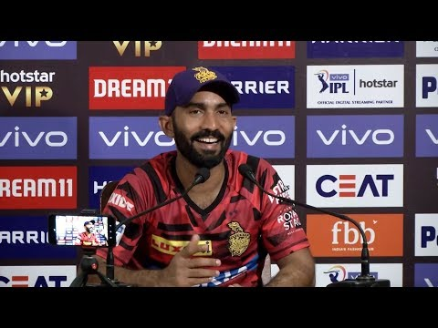 Not focussed on World Cup now - Dinesh Karthik