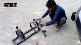 CNG KIT Installation in Maruti Wagnor | Tomestto CNG  kit | Best Sequential CNG Kit Installation