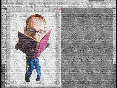 Как вырезать объект в фотошопе и вставить в новый фон