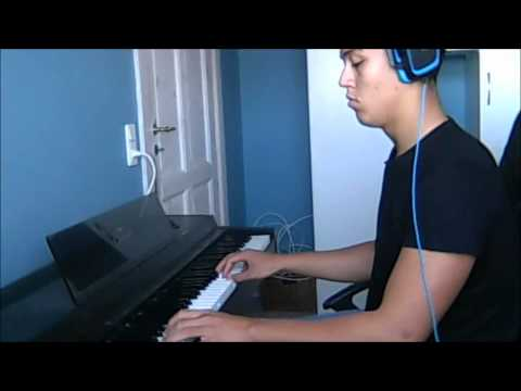 Undressed - Kim Cesarion - Piano Cover