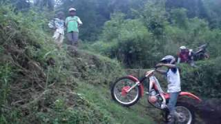 Repeat youtube video trials motor Indonesia, Muntilan, Magelang