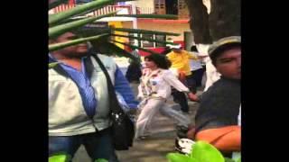 Intento de saboteo a manifestación en La Huerta, Jalisco (parte 2)