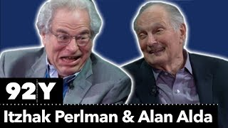 Itzhak Perlman in Conversation with Alan Alda