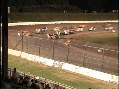 Oshkosh Speedzone Raceway - August 3, 2012 - Sport Modified Feature