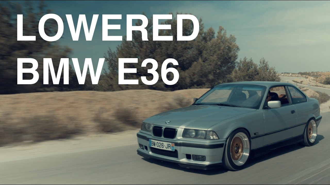Bmw E36 328i X Japan Racing Jr9 Youtube