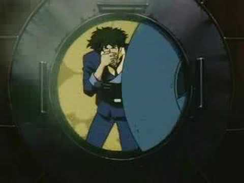 Cowboy Bebop Toys In The Attic Cigarette Youtube