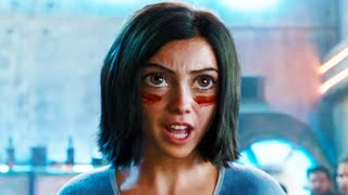 ALITA BATTLE ANGEL is a Cinematic Experience