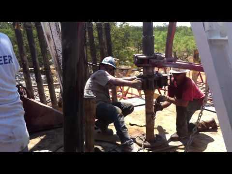Texas Drilling Rig
