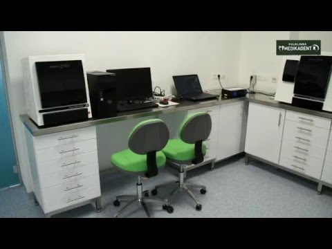 CAD/CAM dental laboratory