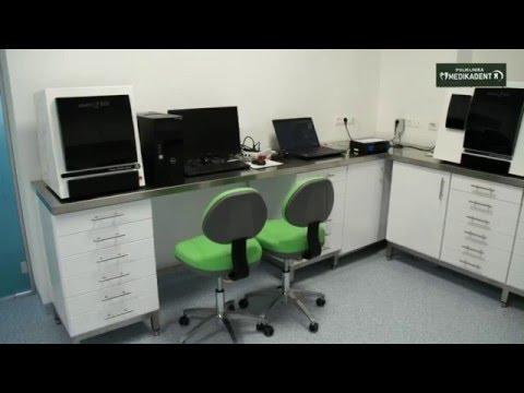 CAD/CAM dental laboratory - YouTube