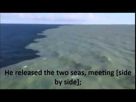 atlantic ocean and indian never meet again this side