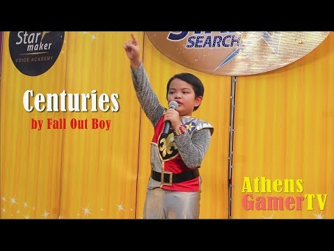 Centuries (Fall Out Boy)  Cover by Athens Thanakrit