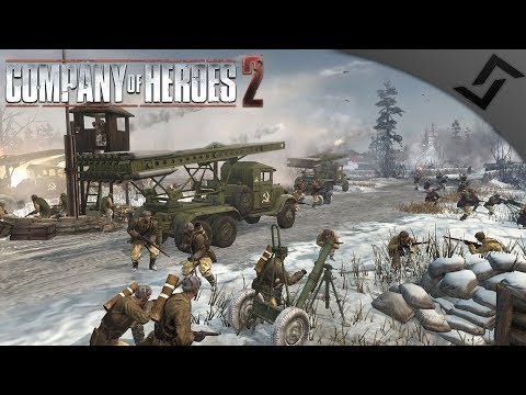 Trucks of DOOM - Company of Heroes 2 - Theatre of War: Barbarossa COOP 7