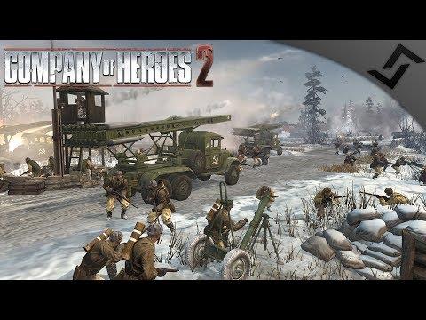 Trucks of DOOM - Company of Heroes 2 - Theatre of War: Barbarossa COOP 7