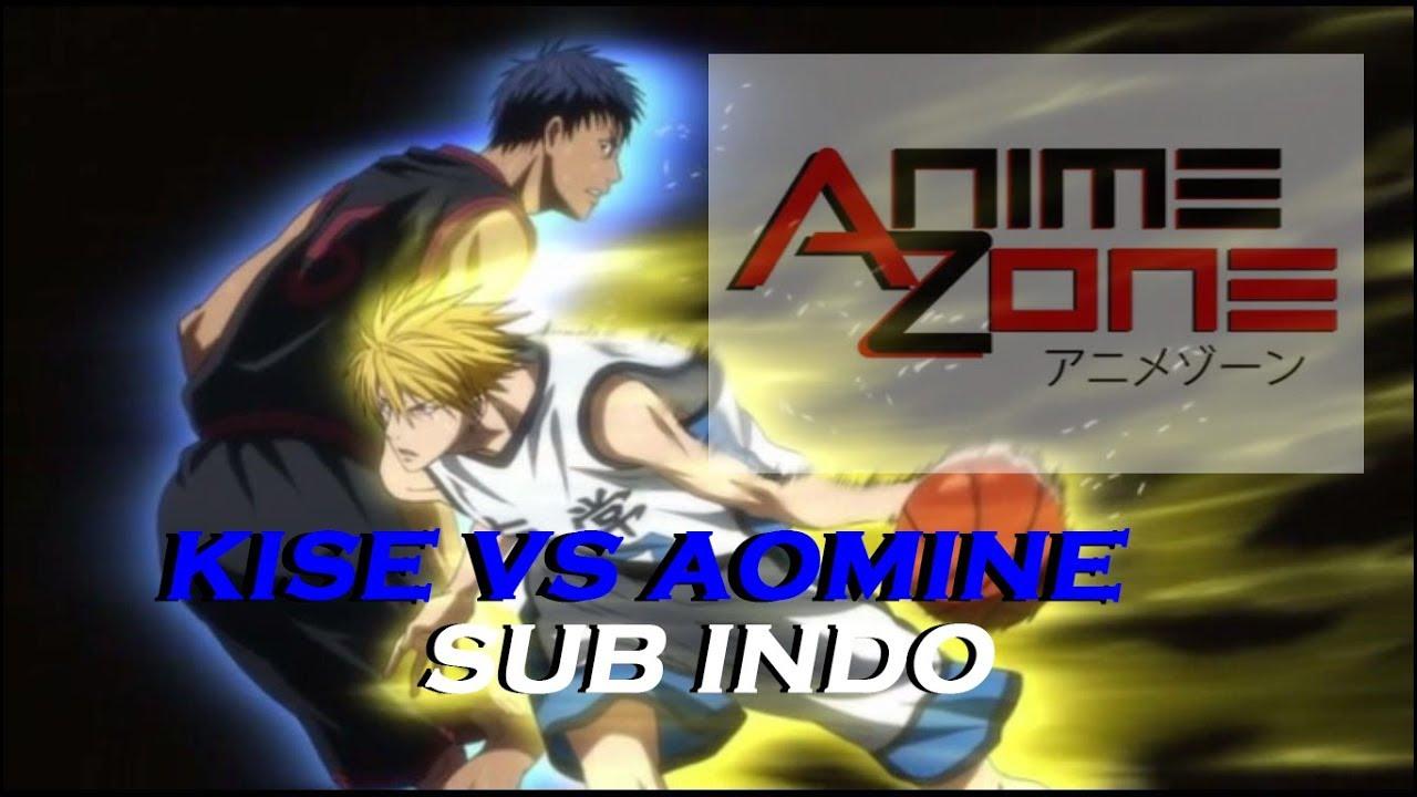 kise vs aomine final sub indo