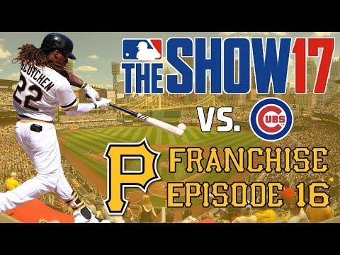 MLB 17 The Show: Pittsburgh Pirates Franchise - MEASURING STICK GAME [Y2G23 EP16]